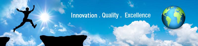 innovation.quality.excellence - company tagline